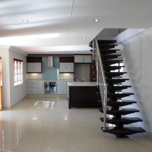 GCT Brackendowns loft stairs